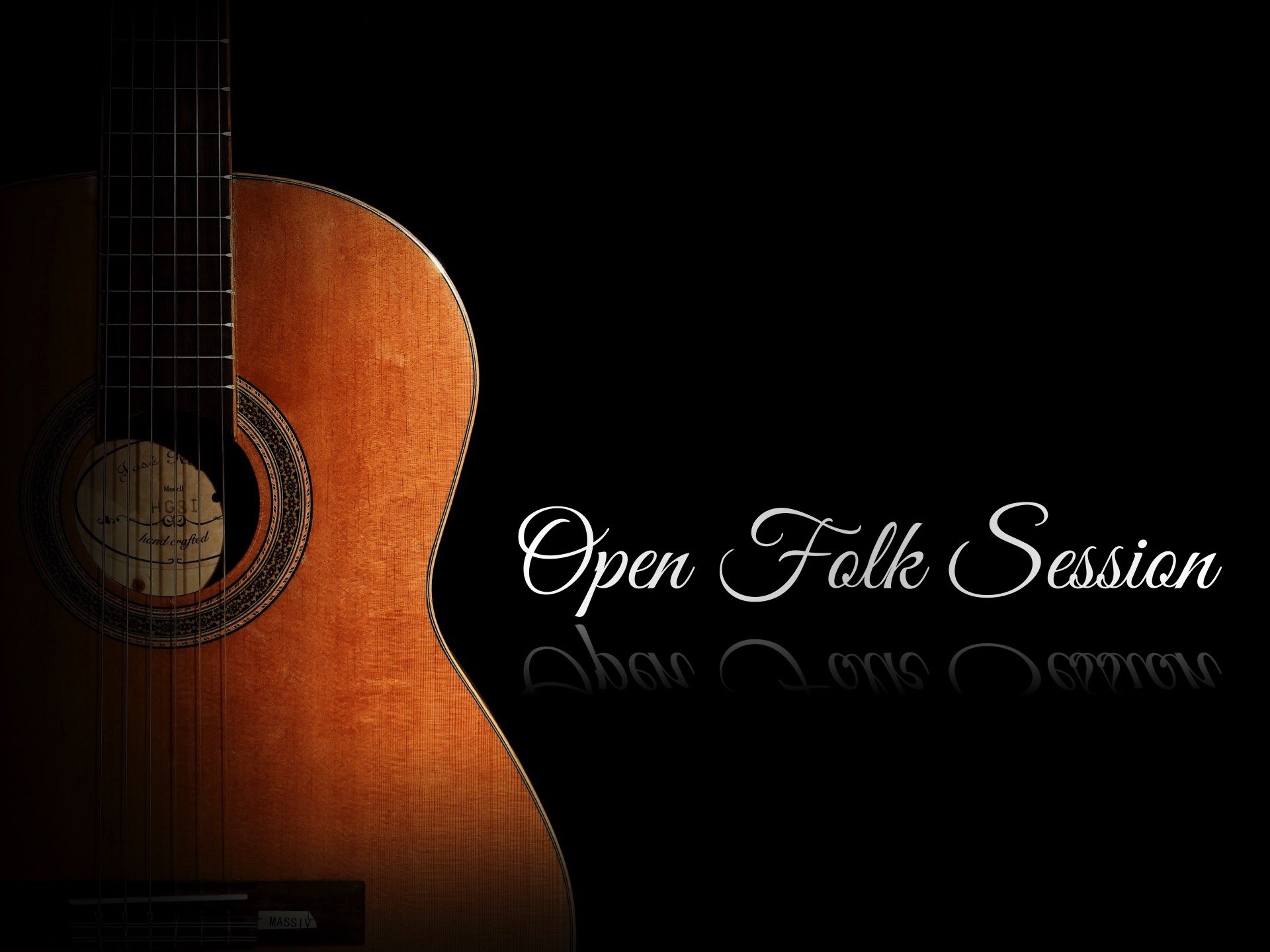 Open Folk Session - Trad Session