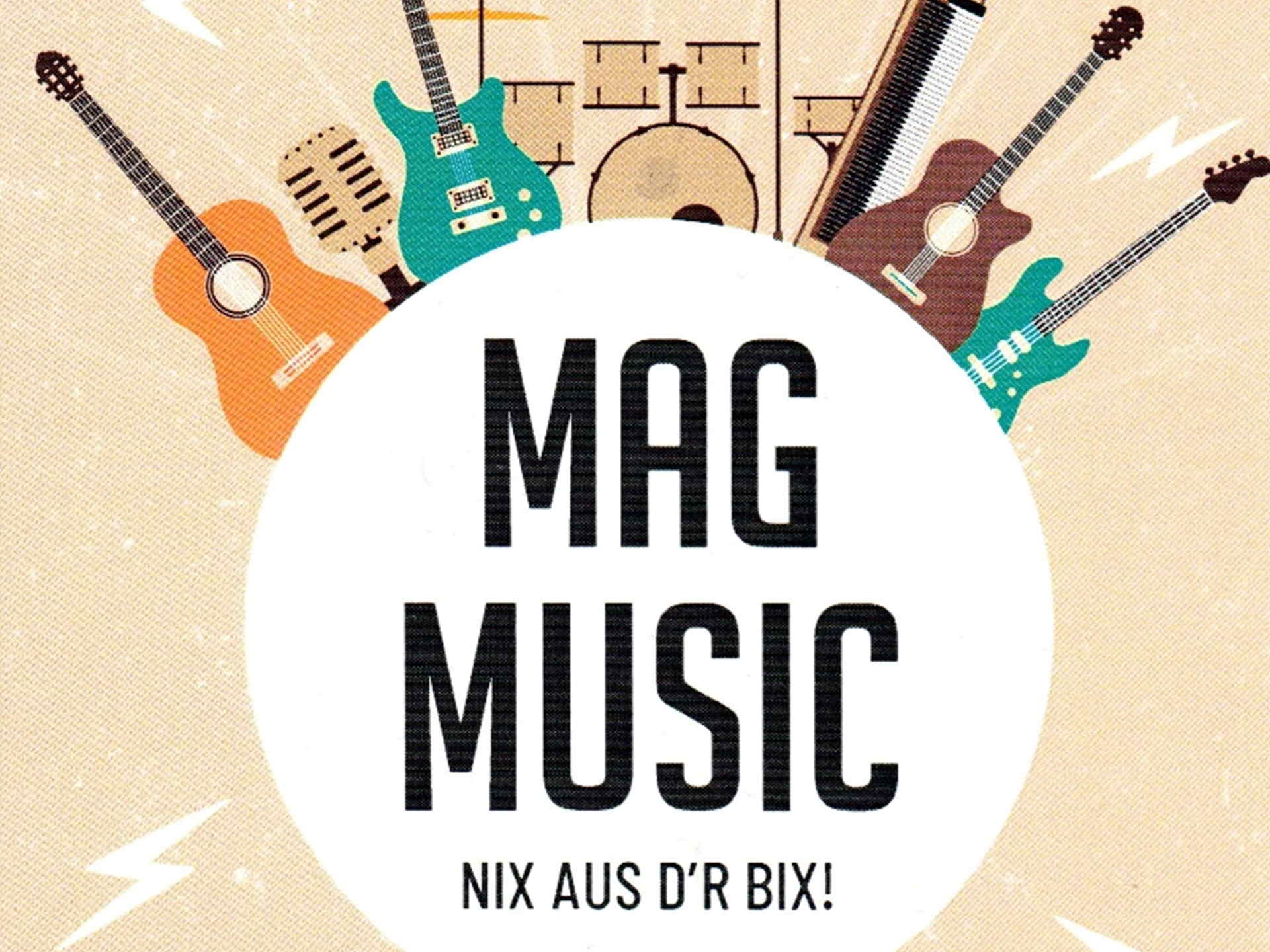 MagMusic - Cover