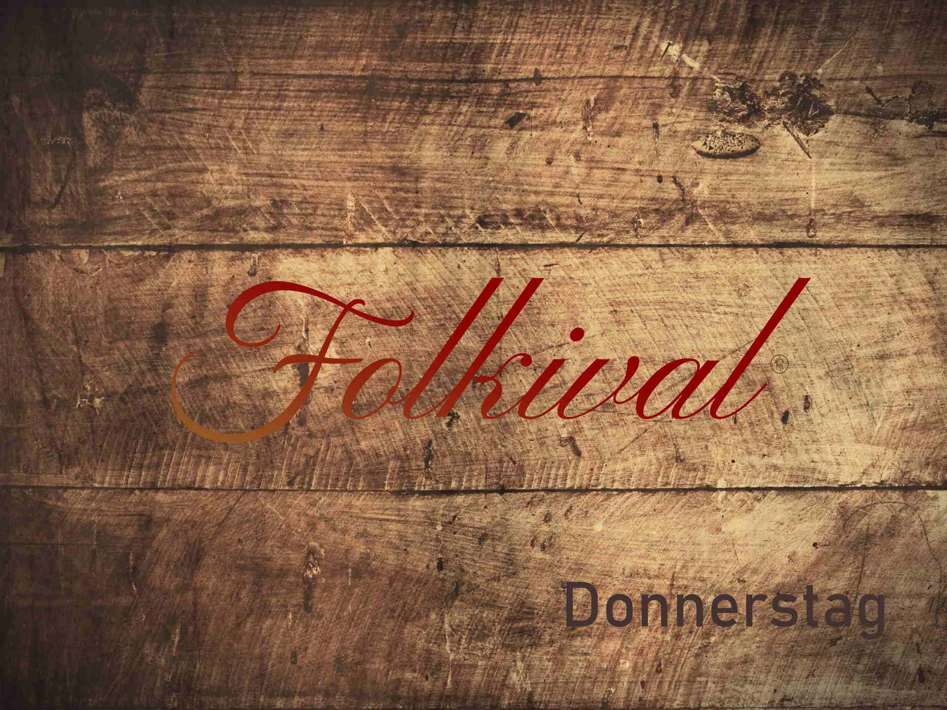 Folkival 2020: Donnerstag - Pub & Session