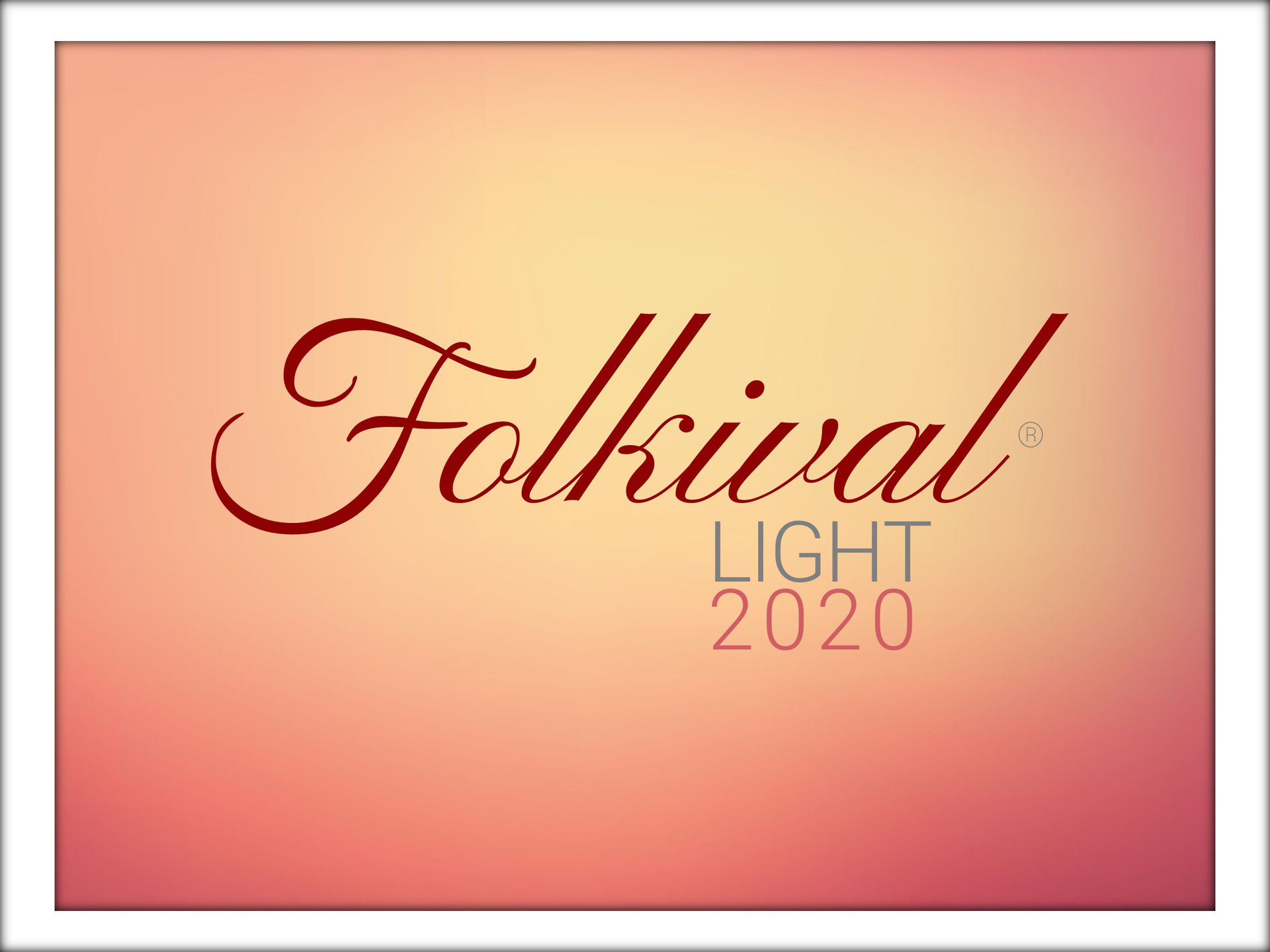 Folkival Light 2020 - Folk-Festival